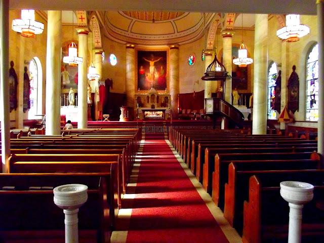 Vincennes Old Cathedral