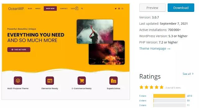free wordpress theme wordpress premium theme free best blog theme wordpress download free themes  Best FREE WordPress Themes 2021 template elementor wordpress