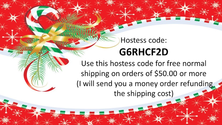 Monthly Host Code For December