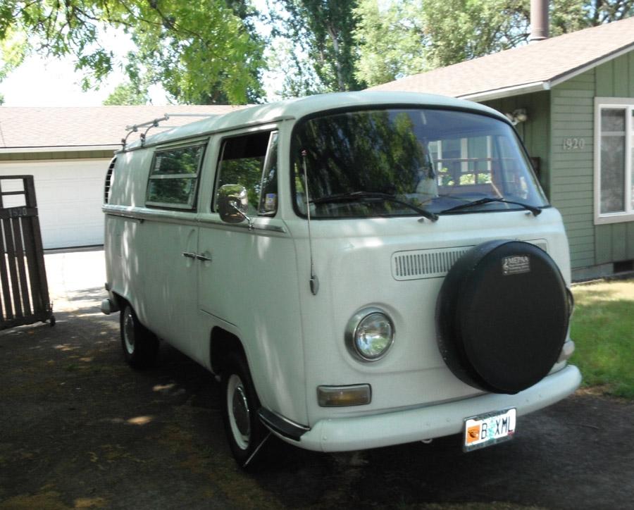 1971 VW Campmobile