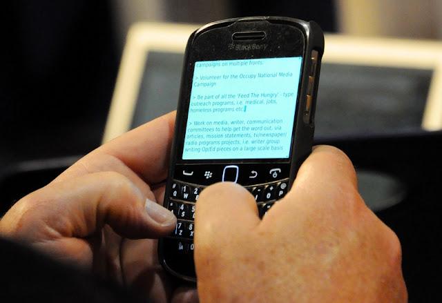 Lisensi Produk Perangkat Keras BlackBerry Milik Indonesia