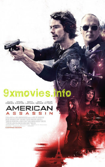 American Assassin 2017 English 480p WEB-DL 300MB