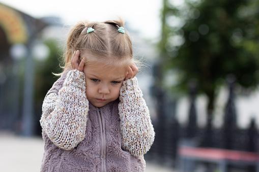 التهابات الأذن عند الأطفال والرضع