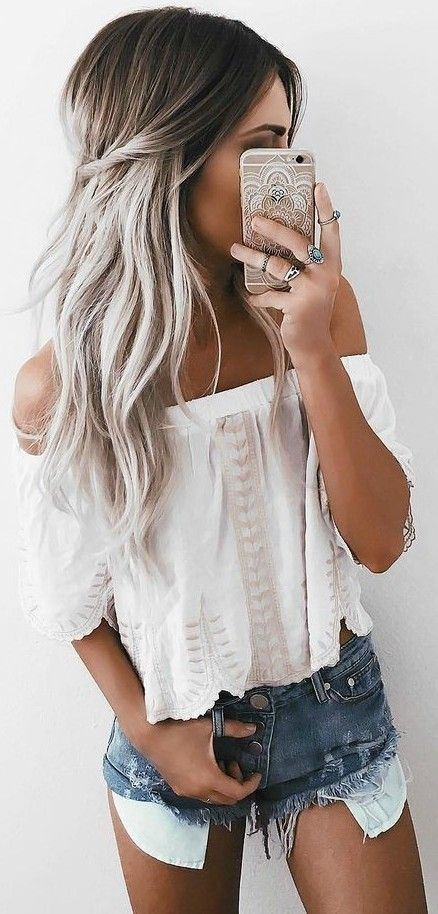 Trending And Girly Summer Outfits