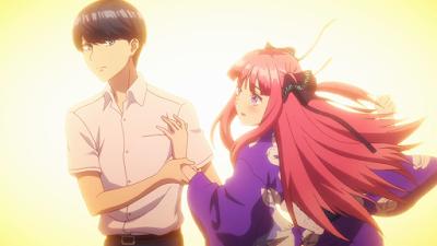 Gotoubun no Hanayome Episode 4