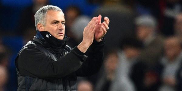 Pelatih Manchester United Jose Mourinho