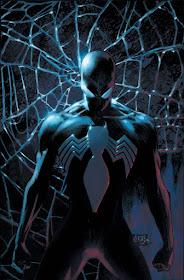 Best Black Suit Spider-Man covers migliori copertine Uomo-Ragno Costume Nero
