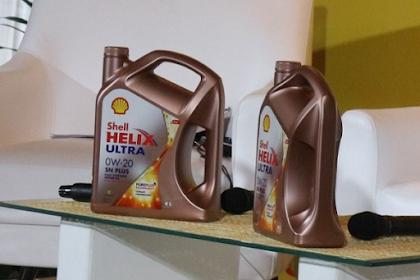 Perbedaan Oli Shell Palsu dan Asli Dengan Cepat - Suryadidik.com