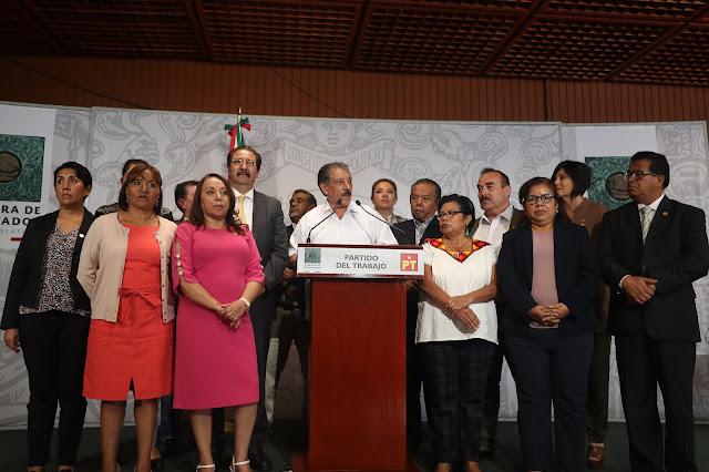 Grupo Parlamentario del Partido del Trabajo