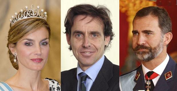 Los reyes mantuvieron su amistad con López Madrid meses después del chat