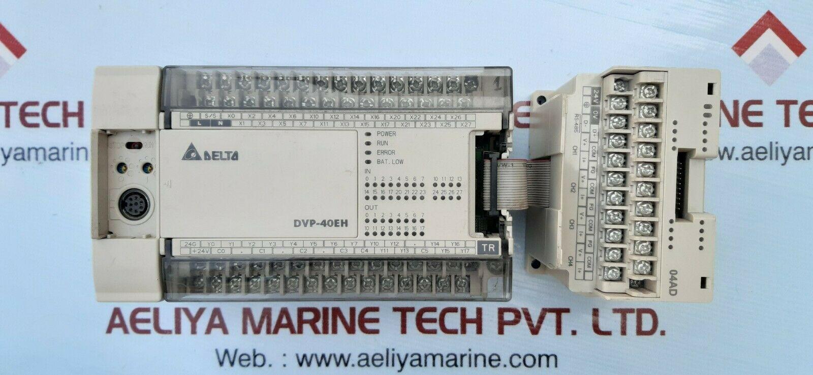 Delta DVP04AD-H2 04AD Free Ship