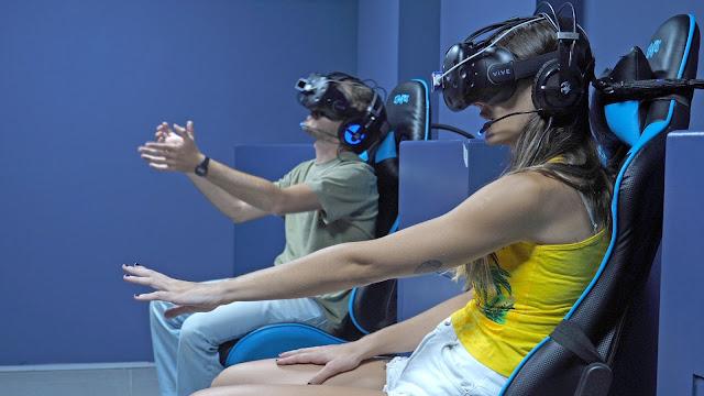 Desembarcó en Buenos Aires la primera experiencia de Realidad Virtual Inmersiva