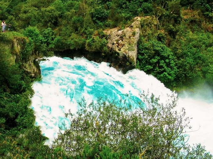 New Zealand Rivers