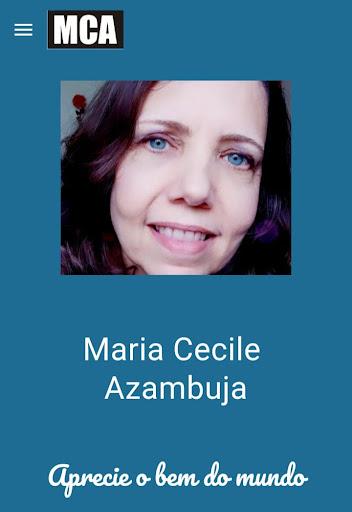 Site MARIA CECILE AZAMBUJA