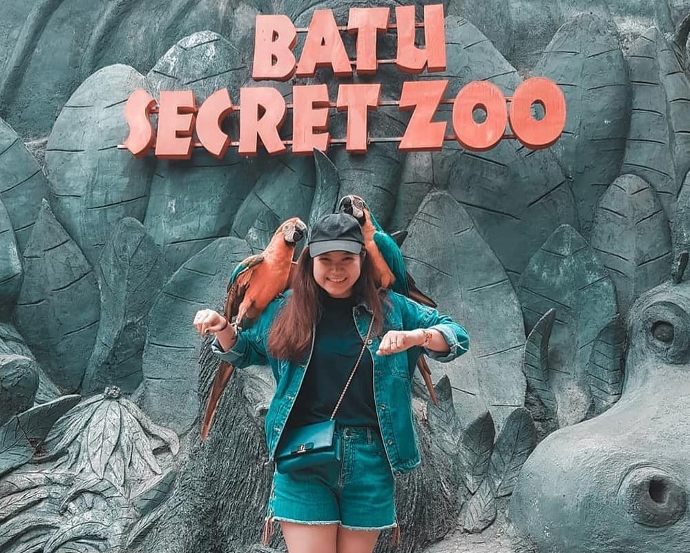 Batu Secret Zoo Jatim Park 2