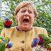 Γερμανία: Όταν παπαγάλος δάγκωσε τη Μέρκελ που θέλησε να τον ταΐσει