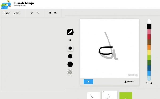 3 herramientas web para crear 3 tipos diferentes de gifs animados