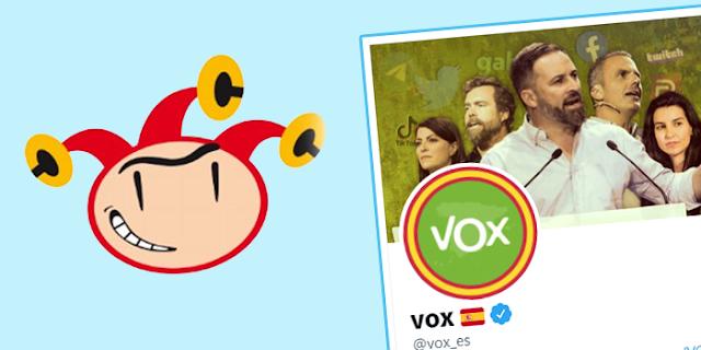 El Jueves y Vox