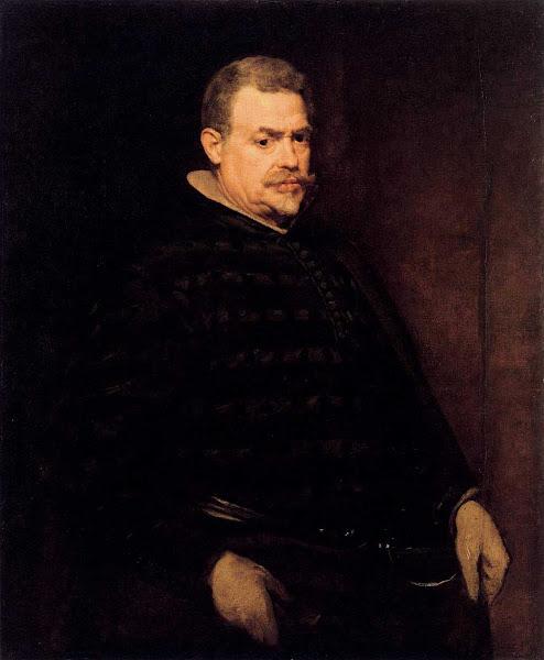 Диего Веласкес - Хуан Матеос (1634)