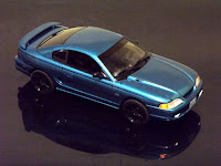Ford Mustang GT 1995 Revell 1/25