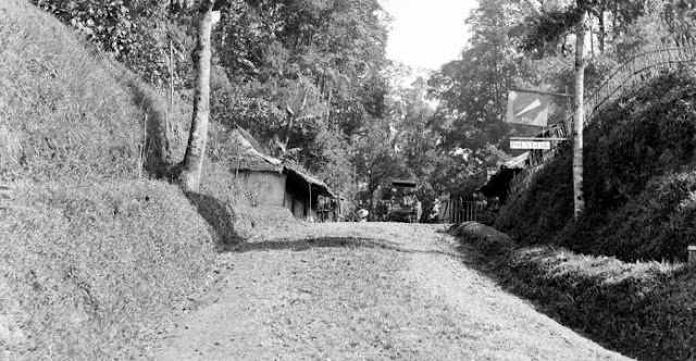 Sejarah Jalan Raya Puncak