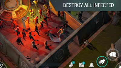 last day on earth APK all infected