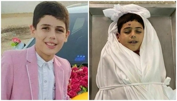 Smiling Photo of 11-Year-Old Hamza Martyred in Israeli Attack Goes Viral