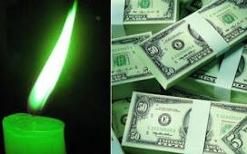 Денежный ритуал: заряжаем свечу на деньги