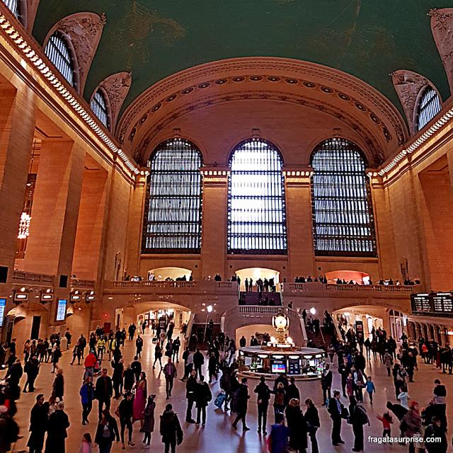 Grand Central Station, Nova York