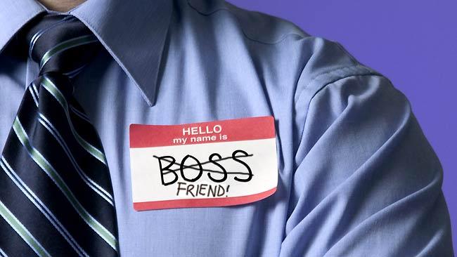 نتيجة بحث الصور عن You and your boss are friends?
