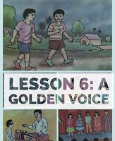 A Golden Voice | English  | Class 4 | Lesson 6 | questions | answers | SCERT | ASSAM
