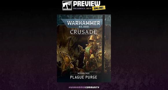 plague purge missiones