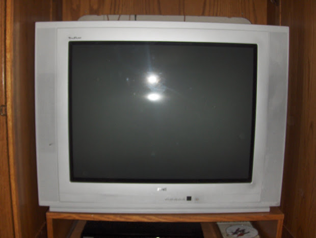 Moving 27 Flat Screen Tv 75.00