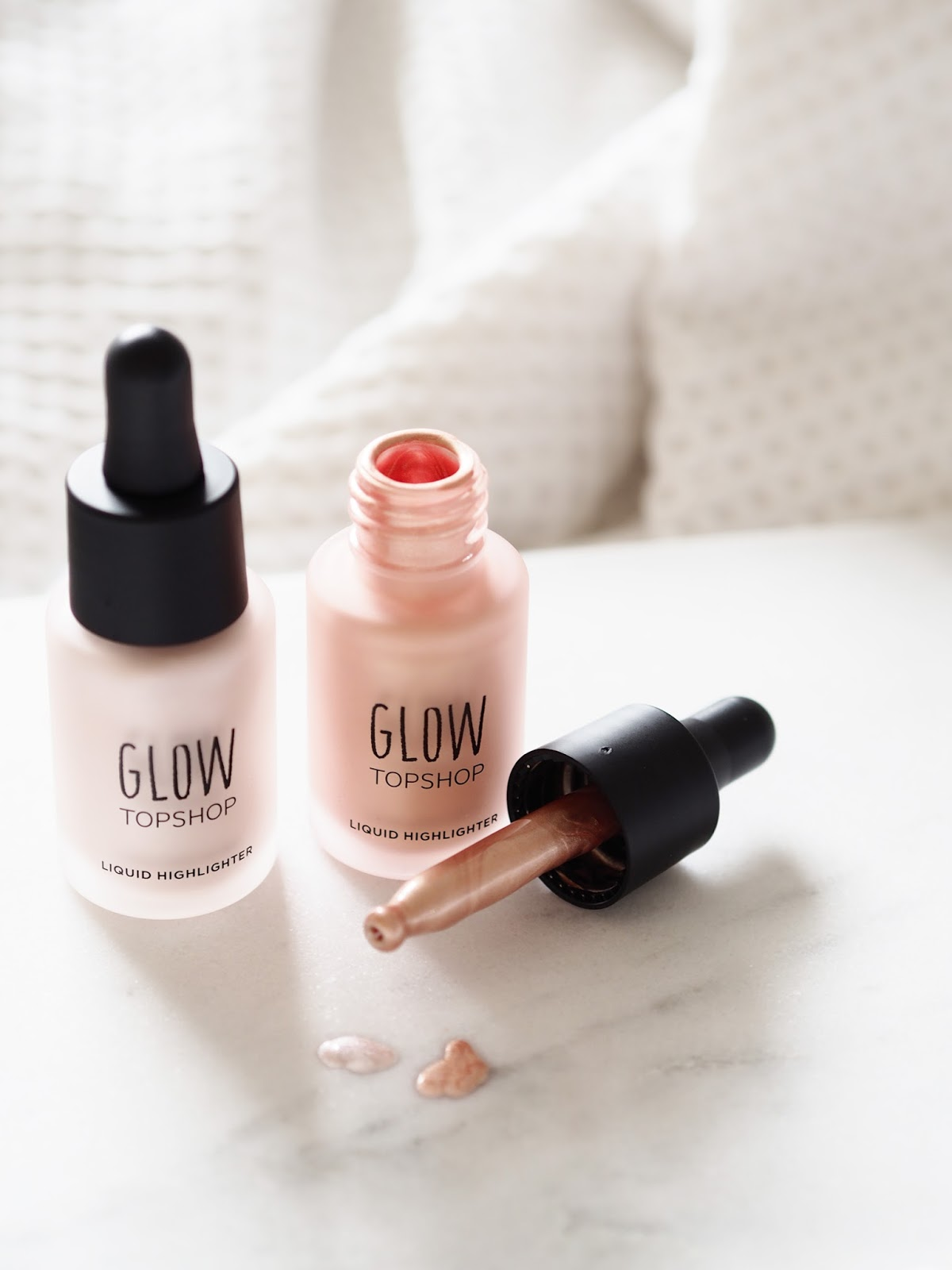 Topshop Glow Liquid Highlighter