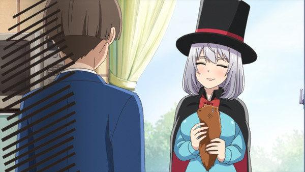 Anime Magical Sempai TV Akan Memiliki 12 Episode