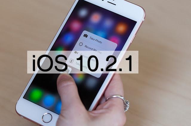 iOS 10.2.1 ile Giderilecek Sorunlar
