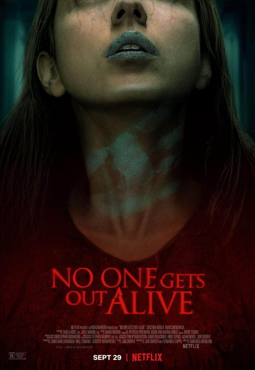 Download No One Gets Out Alive (2021) Full Movie in Hindi Dual Audio BluRay 720p [1GB]