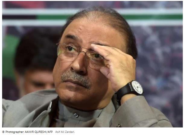 Former Pakistani president charged, former prime minister declared fugitive
