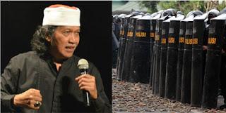 Dia akan Mati Ditawur Rakyatnya Sendiri! Akankah Prediksi Cak Nun Jadi kenyataan?