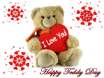 Happy Teddy Bear Day SMS Messages in English