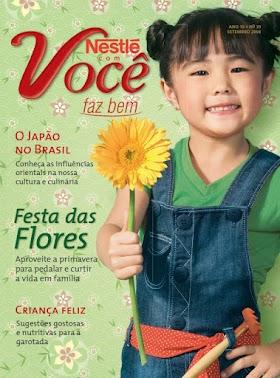 Receitas - Festas das Flores - Nestlé