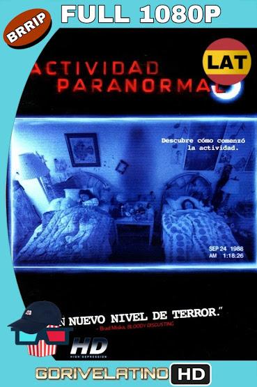 Actividad Paranormal 3 (2011) BRRip 1080p Latino-Ingles MKV
