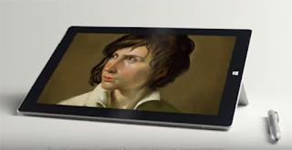 فيديو ترويجي من مايكروسوفت لما يمكن فعله بقلم السرفيس 3