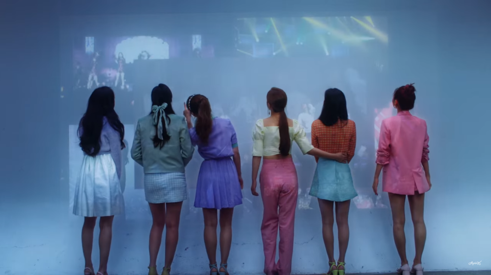 Apink Celebrates 10th Anniversary By Releasing 'Thank You' MV