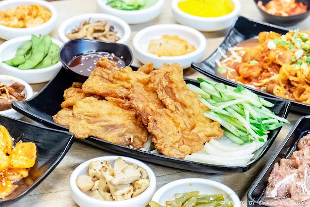 MG 1620 - 熱血採訪│台中老字號韓式料理,多達近80種韓式料理任你挑,還有50種小菜讓你吃到飽!