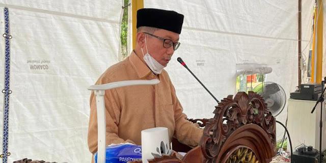 Wawancara Khusus Dengan Ketua Panitia Pembangunan Masjid At Tabayyun: Apa Salah Orang Yang Ingin Bangun Masjid?