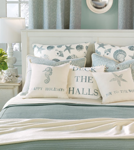 holiday pillows with sayings