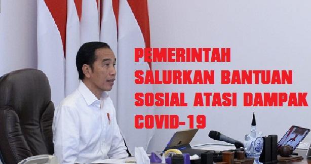 Bantuan Sosial Pemerintah dalam Mengatasai Dampak Corona (Covid-19)