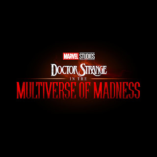 Doctor Strange in the Multiverse of Madness Film Logo 2021
