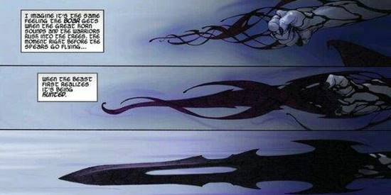 El primer simbionte de Marvel fue All Black
